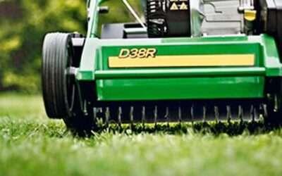 Maquinaria indispensable para tener a punto tu jardín