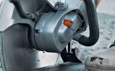 Alquiler de maquinaria para cortar hormigón