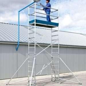 Andamios, torres de aluminio móviles