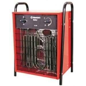 Calefactor trifásico
