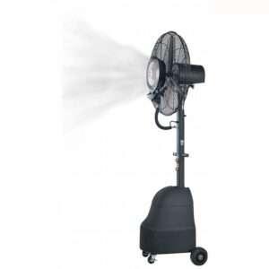 Alquiler de ventilador-nebulizador