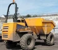 Dumper hidraulico 1500kg
